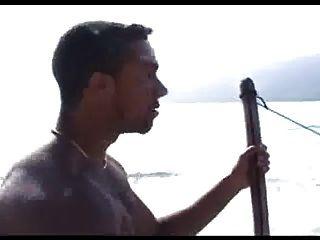 해변에서 섹스와 비버 멕시코