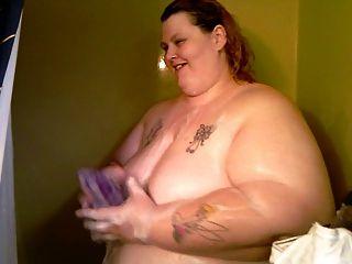 나를 샤워 할 때 처음으로 비디오에서.