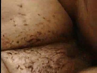 불쾌한 bbw 돼지 진흙에 항문 섹스