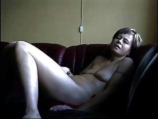 성숙한 아내 영화 자신이 오르가즘에 vibeing!