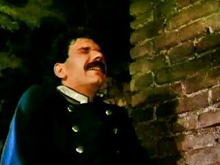 로큰롤 뮤직 비디오로 설정된 클래식 빈티지 포르노