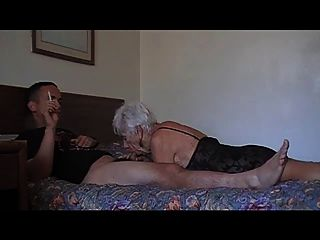 늙은 할머니 3