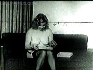 마릴린 먼로 빈티지 포르노 테이프