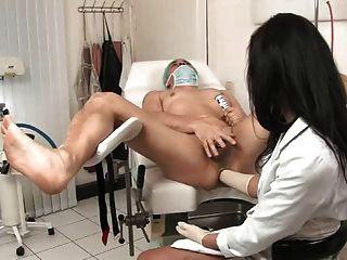 전립선 비대 검사