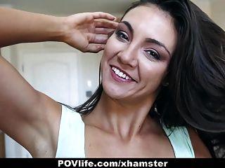 povlife busty brunette fuck buddy 섹스 테이프