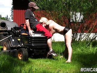 monicamilf는 정원사 norsk 포르노를 망할입니다