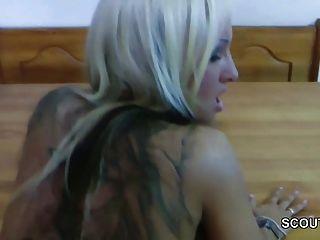 잃어버린 privat sextape vom 독일 아마추어 포르노 섹시 코라