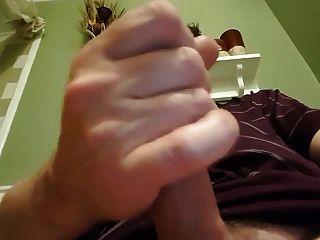str8 아빠는 그의 고기를 맺는다.