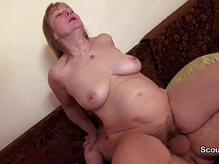 독일의 엄마와 아빠 포르노 캐스팅