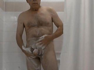 샤워 시간 (노인 혼합)