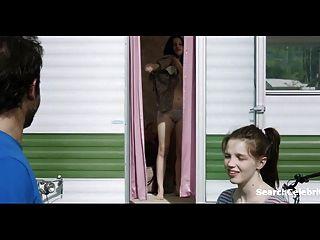 오드리 바스티앙과 솔레노 위트 누드 puppylove