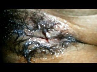 스리랑카의 아내가 진동기 오르가즘