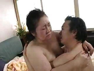 일본의 할머니 70 세 이상