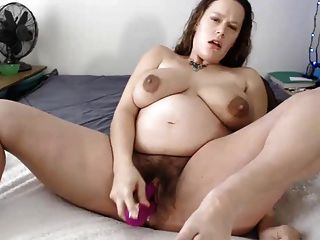 임신 한 여자는 자위를 좋아한다.
