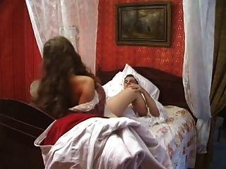 러시아 간호사의 성행위