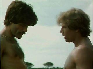 1980 년 섹스 루프 (삼인조 mfm 장면)