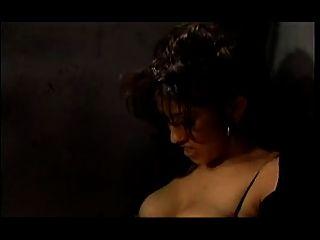 여자 교도소에서 뜨거운 레즈비언 섹스 난교