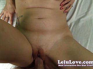 lelu love pov 사진 작가 섹스와 creampies 웨이트리스