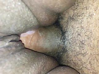 크림색 bbw latina milf pt.2 creampie