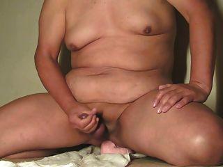 큰 자지와 함께 자위하고 cumming big dildo 30 10 월 2014