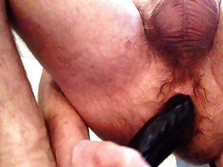 뜨거운 엉덩이를 내 엉덩이에 대고 보여줘!