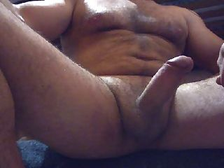큰 아빠 곰