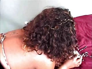 카피 브라운 팻 엉덩이