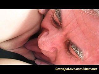 호색한 할아버지 사랑에