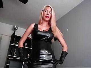 너는 내 노예가되고 싶어.