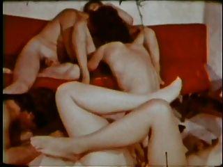 올드 스쿨 포르노 야생 난교