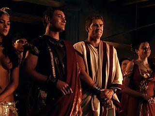spartacus : 로마의 난교