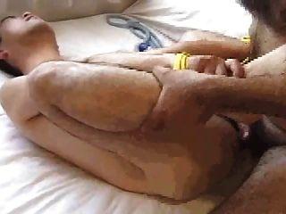 중간 나이 든 일본 아빠 4