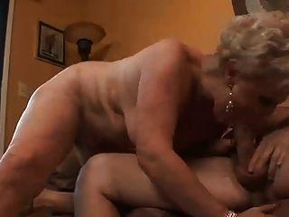 할머니와 할아버지, 좋은 빌어 먹을.