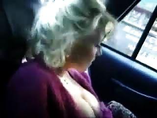snahbrandy에 의해 뉴욕 택시에서 소녀 자위