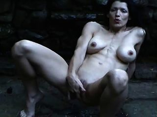 비 온 여자