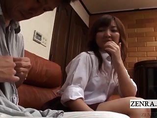 호색한 남자 친구와 함께 cfnm 지루해 일본 여학생