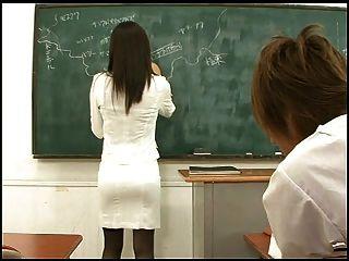 뜨거운 일본 선생