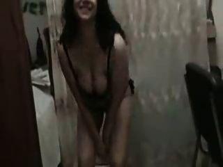 섹시한 아랍 여자 누드 춤