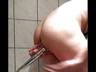 샤워 헤드 삽입 관장
