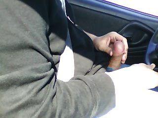 내 차에서 공공 자위 행위
