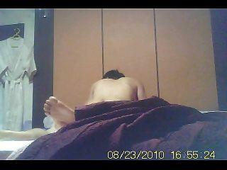 결혼 한 아시아 한국 몇 호텔에서 자신의 연인을 하 고