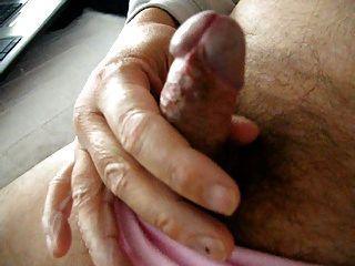 핑크 코튼 팬티