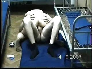 러시아 육군의 매춘부와 섹스