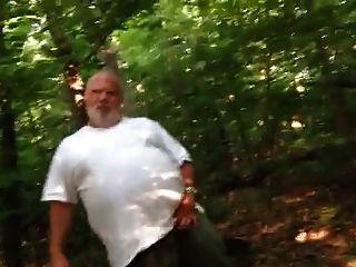 str8 아빠 숲에서 뭐하고 있니?