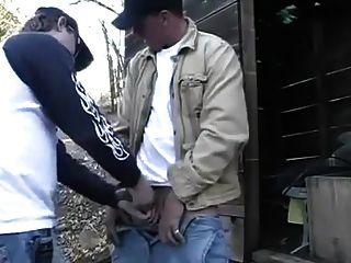 아빠는 공용 핸드 잡이 (외부 그룹 바보)