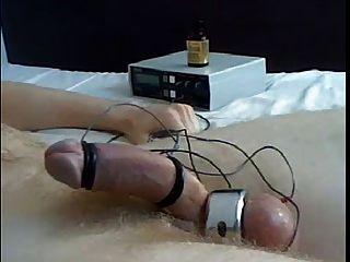 전기가있는 이상한 오르가슴