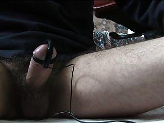 충격에 내 거시기 19. 전자 자극. 항문 놀이. 전립선 오르가즘