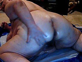 누가 나를 기름에서 놀고 싶어하니?