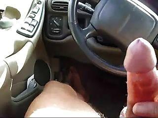 누추한 운전으로 얼간이!