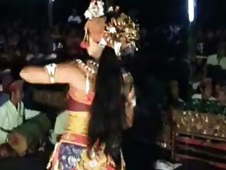 발리 고대 에로틱 섹시한 댄스 6